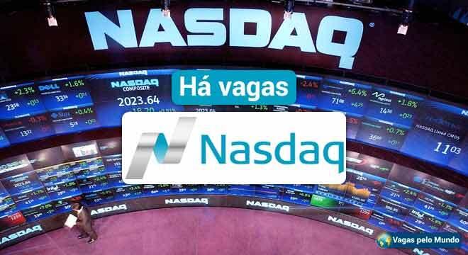 NASDAQ esta contratando