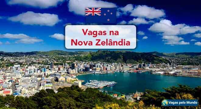 Emprego na Nova Zelandia