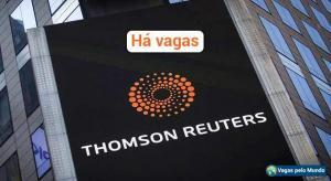 Vagas abertas na Reuters