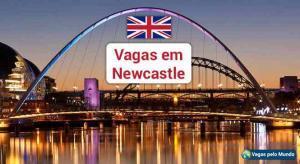 Vagas em Newcastle na Inglaterra