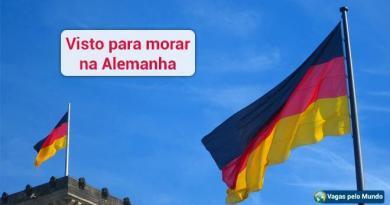 Visto para morar na Alemanha