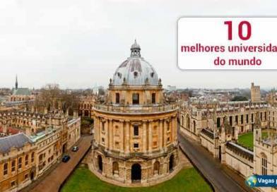 Conheça as 10 melhores universidades do mundo em 2016