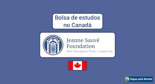 Se voce sonha em estudar no Canada, nao pode perder essa oportunidade