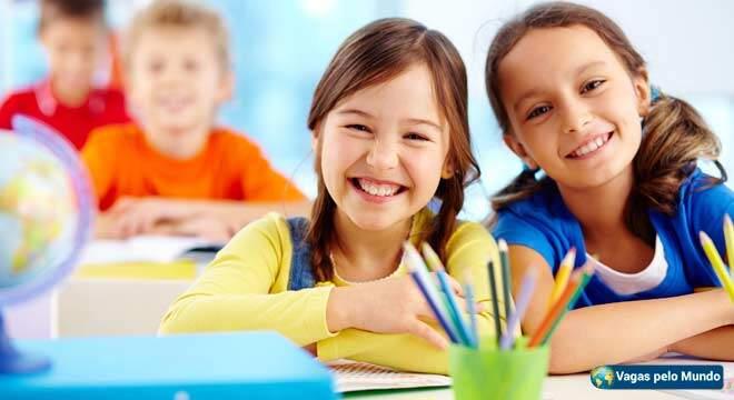 Escola dos filhos
