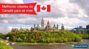 melhores cidades do canada