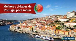 Melhores cidades de Portugal