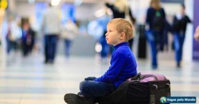 Mudanca de pais com filhos