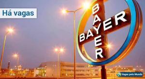 Bayer esta contratando em diversos paises do mundo