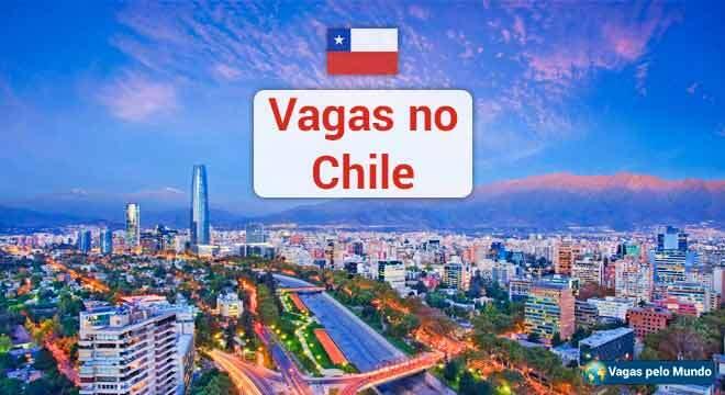 Chile tem mais de 14 mil vagas de emprego abertas