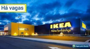 IKEA esta contratando em varios paises