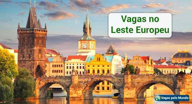 Emprego no Leste Europeu