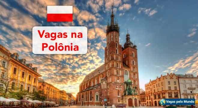 Vagas na Polonia