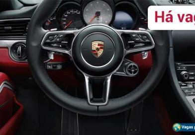 Há vagas: Porsche está contratando centenas de profissionais