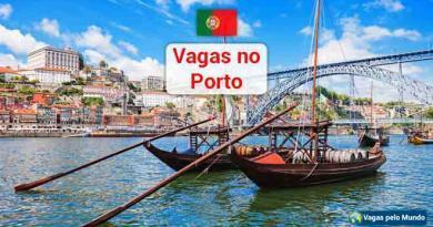 Vagas no Porto