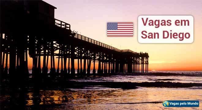 Vagas em San Diego