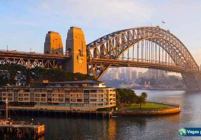 Emprego na Austrália: Sydney tem oportunidades abertas