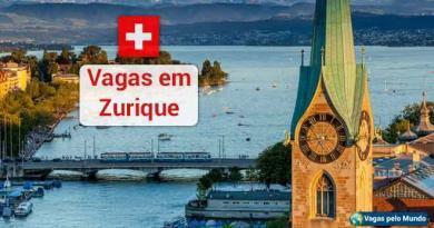 Vagas em Zurique