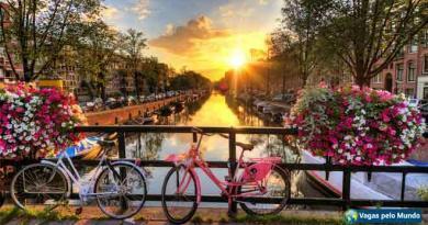 Universidade da Holanda tem bolsa de estudos aberta