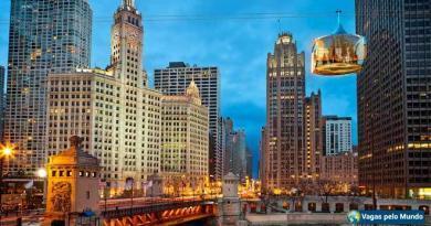 Vagas em Chicago