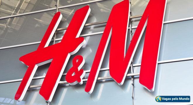 Vagas na H&M