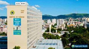 Hospital de Clinicas de Porto Alegre esta recrutando