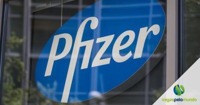 Vagas na Pfizer