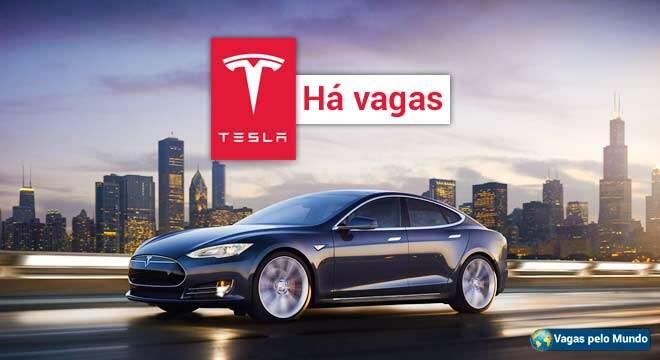 Vagas na Tesla Motors: multinacional automobilística está contratando pelo mundo