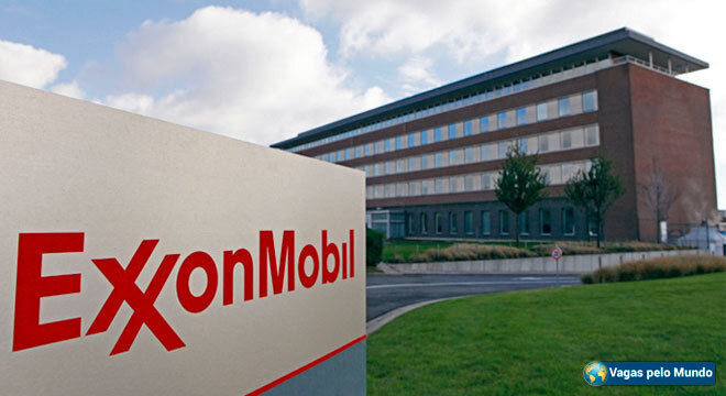 Vagas na ExxonMobil