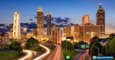 Vagas em Atlanta