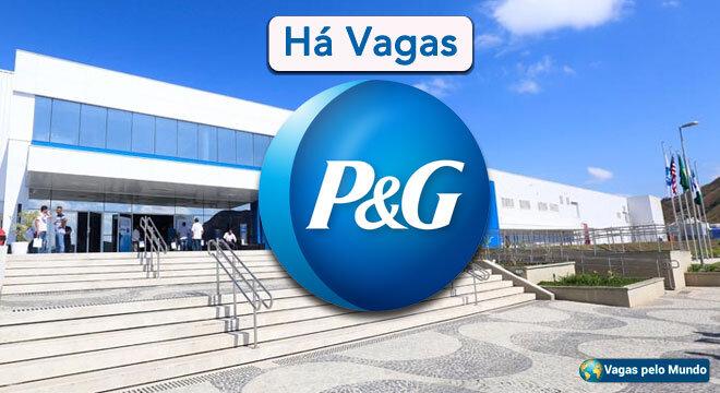 Vagas na P&G