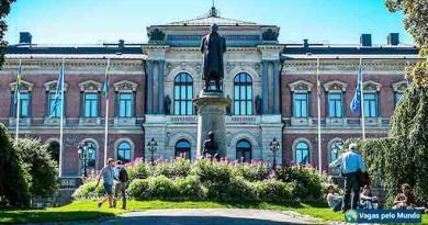 Universidade da Suecia tem bolsa de estudos para brasileiros