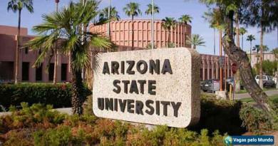 Universidade do Estado do Arizona esta oferecendo bolsas de estudo