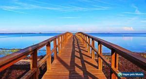 Morar fora e construir pontes e evitar atalhos