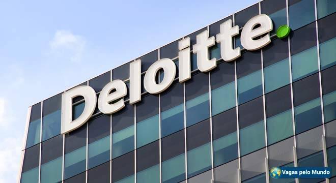 Vagas na Deloitte