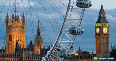 Vagas em Londred