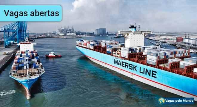Vagas na Maersk