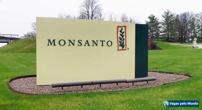 Vagas na Monsanto