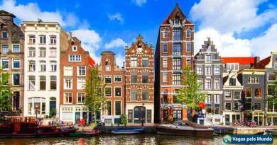 Vagas em Amsterdam
