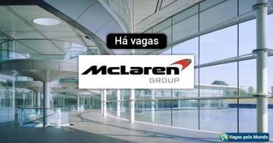 McLaren esta contratando