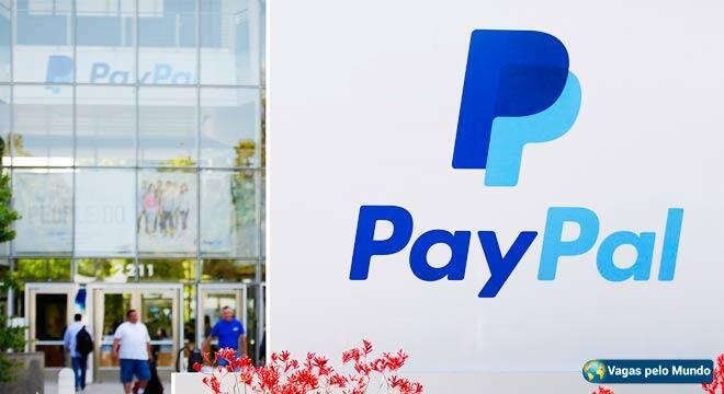 Vagas no PayPal