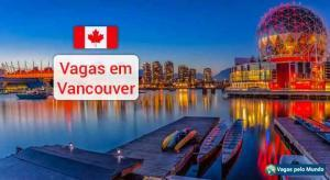 Vagas em Vancouver