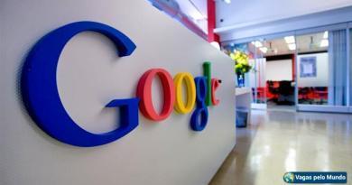 Vagas no Google