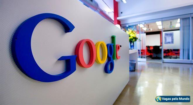 Ano novo, emprego novo: Google tem mais de mil vagas abertas
