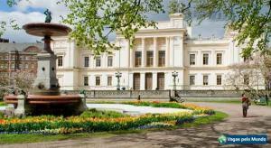 Universidade da Suecia tem milhares de euros em bolsas para mestrado