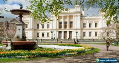 Universidade da Suécia comemora 350 anos com 350 mil euros em bolsas para mestrado