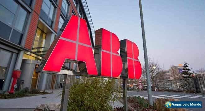 ABB está contratando 1.244 novos funcionários