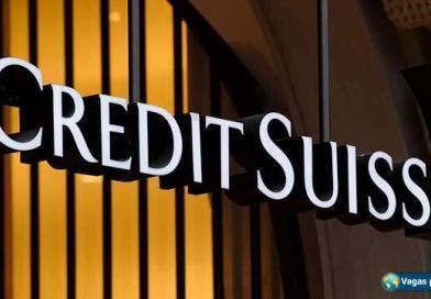 Emprego no exterior: banco Credit Suisse tem 496 vagas abertas