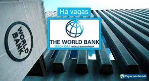 Vagas no Banco Mundial