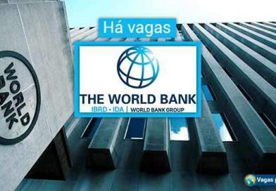 Banco Mundial tem vagas abertas
