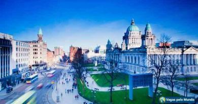 Belfast tem mais de 2 mil vagas abertas